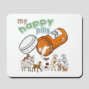 Goats | My Happy Pills GetYerGoat Origin Mousepad