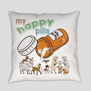 Goats | My Happy Pills GetYerGoat Everyday Pillow