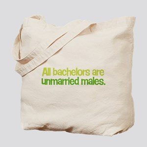 All Bachelors Tote Bag