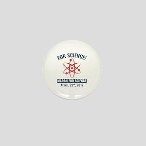 For Science! Mini Button