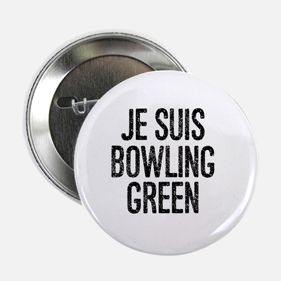 "Cute Bowling green 2.25"" Button"