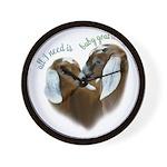 Baby Goat Love - GetYerGoat Exclusive Original Wal