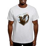 Baby Goat Love - GetYerGoat Exclusive Original T-S