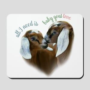 Baby Goat Love - GetYerGoat Exclusive Original Mou