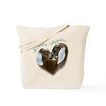 Baby Goat Love - GetYerGoat Exclusive Original Tot