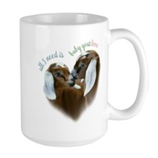 Baby Goat Love - GetYerGoat Exclusive Original Mug