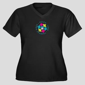 PLTD LOGO Plus Size T-Shirt