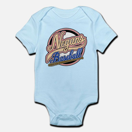 Negans Baseball Body Suit