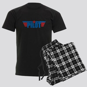 Pilot Aviation Wings Pajamas