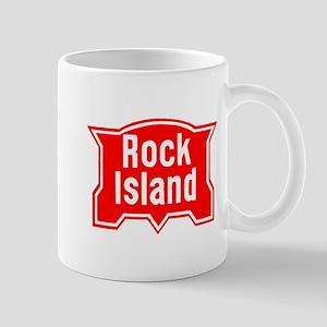 Rock Isle Railroad Mugs