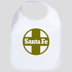 Sante Fe Road Baby Bib