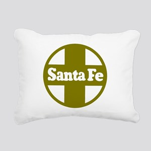 Sante Fe Road Rectangular Canvas Pillow