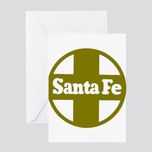 Sante Fe Road Greeting Cards