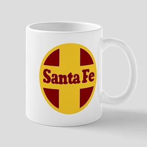 Santa Fe Railway Mugs