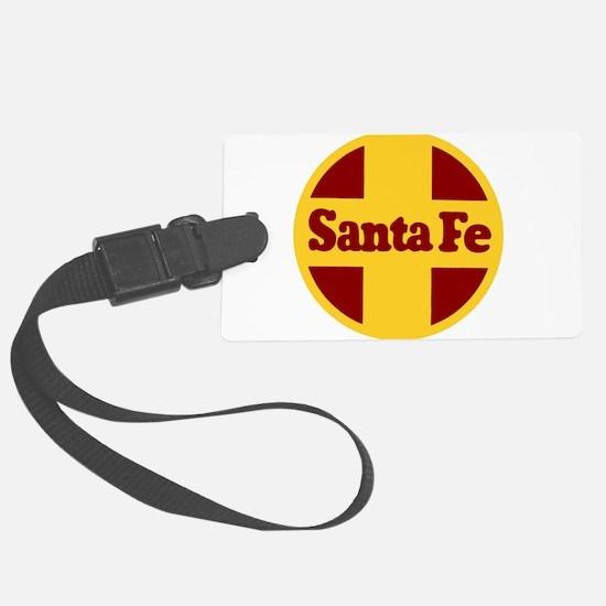 Santa Fe Railway Luggage Tag