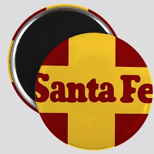 Santa Fe Railway Magnets