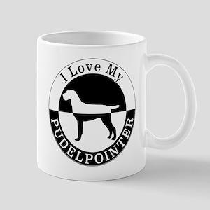 Pudelpointer Mugs