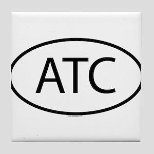 ATC Tile Coaster