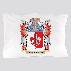 Sarsfield Coat of Arms - Family Crest Pillow Case