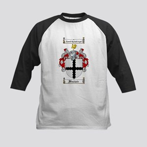 Sinclair Coat of Arms Kids Baseball Jersey