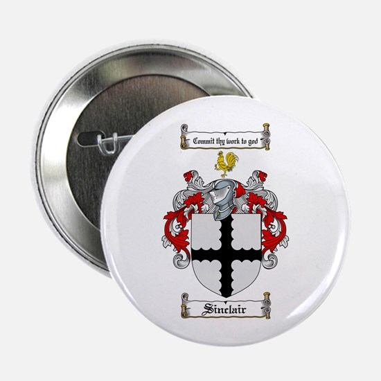 "Sinclair Coat of Arms 2.25"" Button (100 pack)"