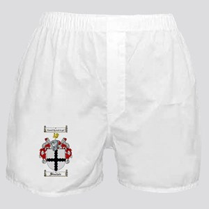 Sinclair Coat of Arms Boxer Shorts