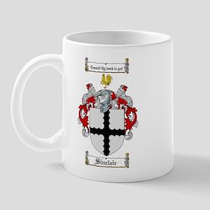 Sinclair Coat of Arms Mug
