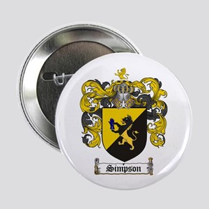 """Simpson Coat of Arms 2.25"""" Button (100 pack)"""