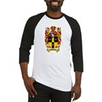 Simmons Coat of Arms Baseball Jersey