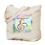 Support Breastfeeding Tote Bag