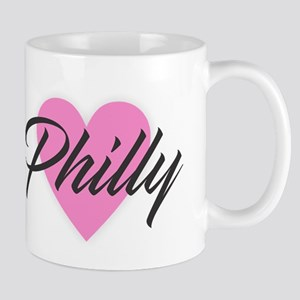 I Heart Philly Mugs