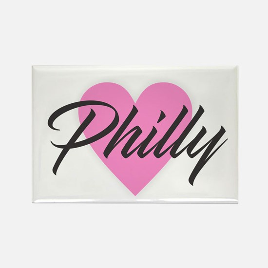 I Heart Philly Magnets