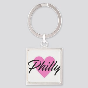 I Heart Philly Keychains