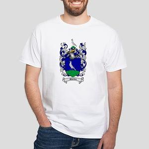 Sheehan Coat of Arms White T-Shirt