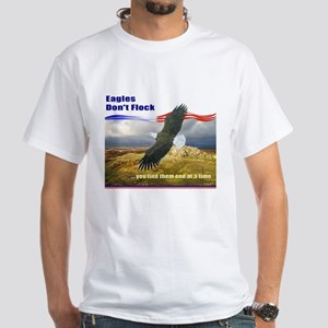 RPUSA White T-Shirt