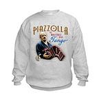 Piazzolla Tango Kids Sweatshirt