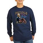 Piazzolla Tango Long Sleeve Dark T-Shirt