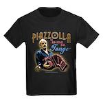Piazzolla Tango Kids Dark T-Shirt