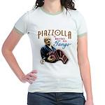 Piazzolla Tango Jr. Ringer T-Shirt