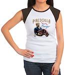 Piazzolla Tango Women's Cap Sleeve T-Shirt