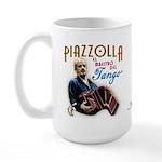 Piazzolla Tango Large Mug