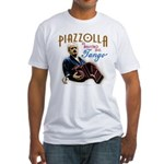 Piazzolla Tango Fitted T-Shirt