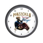 Piazzolla Tango Wall Clock