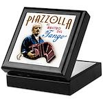 Piazzolla Tango Keepsake Box