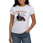 Piazzolla Tango Women's T-Shirt