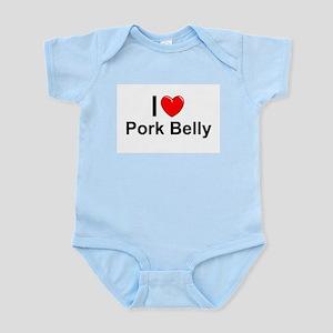 Pork Belly Infant Bodysuit