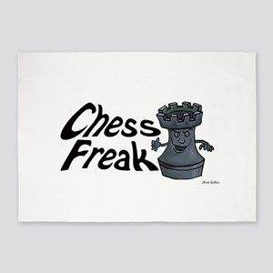 Chess Freak 5'x7'Area Rug