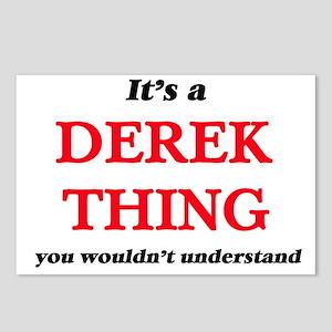It's a Derek thing, y Postcards (Package of 8)