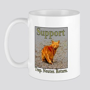 Support Trap Neuter Return Mug
