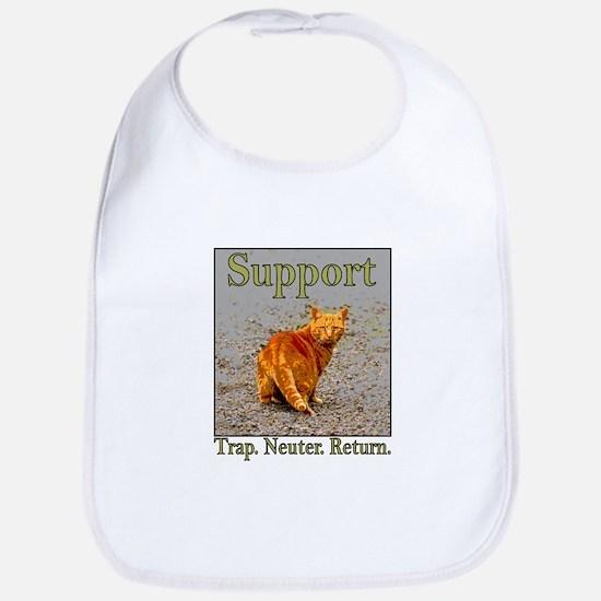 Support Trap Neuter Return Bib